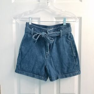 Gap High-Waisted Shorts